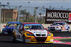WTCC Race report O'Young climbs up to fourth in independents standings after Marrakech