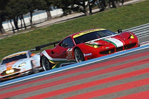 European Le Mans Breaking news Three AF Corse Ferraris to race at ELMS Series