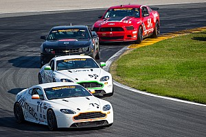 Grand-Am Race report Michael Marsal takes top-10 in CTSCC at Barber Motorsports Park