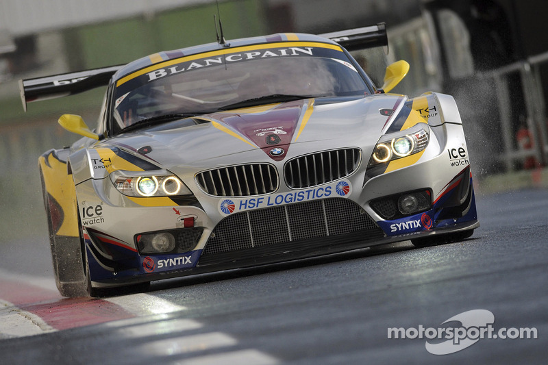 Exceptional entry to open Blancpain Endurance Series at Monza