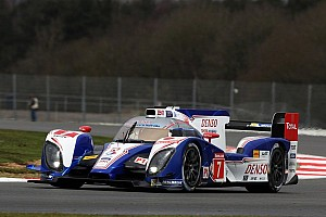WEC Qualifying report Toyota's Silverstone front row lockout