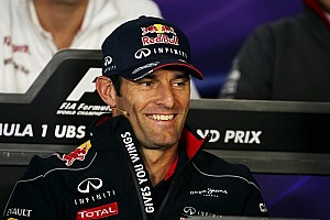 Formula 1 Rumor Webber has secured his new ride with Porsche for Le Mans 2014