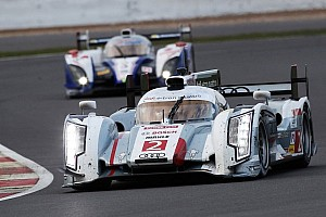 Le Mans Breaking news Audi gets off to a flying start on 2013 FIA World Endurance Championship