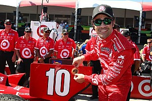 IndyCar Qualifying report Franchitti cops his 30th career pole on the streets of Long Beach