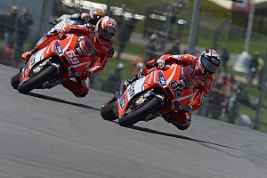 MotoGP Qualifying report Second and fourth rows for Dovizioso, Hayden in Austin
