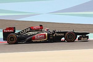 Formula 1 Breaking news Allergy almost sidelined Raikkonen in Bahrain