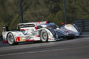 WEC Preview Audi heads to Spa 6 Hours with a long-tail version of the R18 e-tron quattro