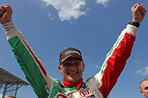 WTCC Race report First victories for Honda and BMW at Slovakia Ring
