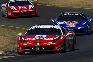 Ferrari Race report From Interlagos to Sonoma, the North American Challenge series heats up