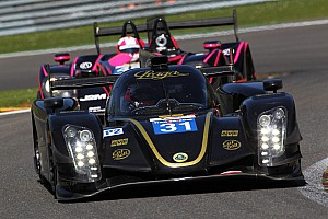 WEC Race report Lotus Praga LMP2 second day at the 6 Hours of Spa