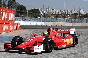 IndyCar Breaking news No luck for the homeland drivers on the streets of Sao Paulo