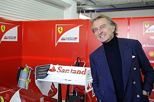Formula 1 Breaking news Montezemolo plays down Allison to Ferrari 'rumour'