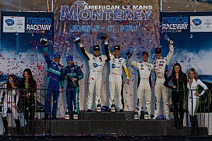 ALMS Race report No.3 Corvette C6.R wins at Laguna Seca with flawless race