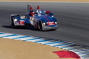 ALMS Race report Bridgestone Potenzas to podium finish with DeltaWing in Monterey