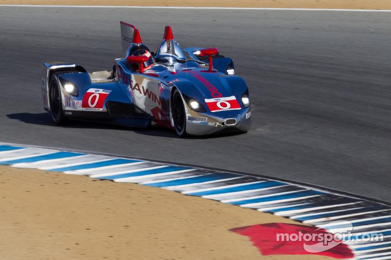Bridgestone Potenzas to podium finish with DeltaWing in Monterey