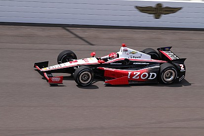 Team Penske's Allmendinger continues to gain valuable experience for first Indianapolis 500