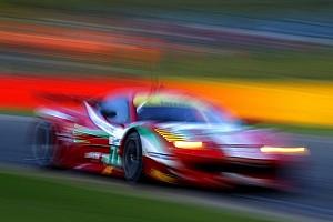 Asian Le Mans Breaking news AF Corse Ferrari joins Asian Le Mans Series