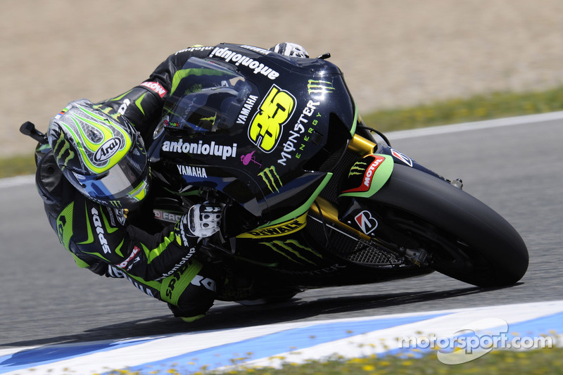 Positive start for Crutchlow and Smith in France