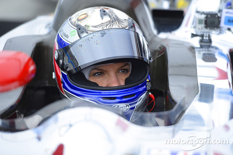 Legge to drive 3rd Indy 500 entry for Schmidt Peterson Motorsports