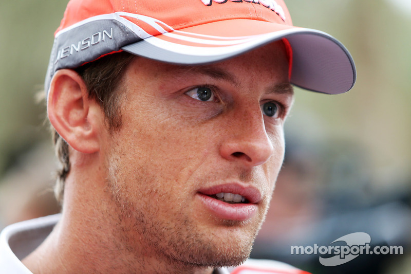 Button not committing to McLaren's Honda era