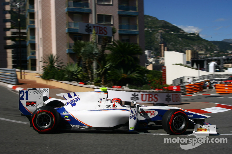 Points for Trident's Ceccon on Sprint Race at Monte Carlo