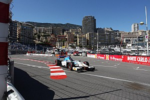 FIA F2 Race report Barwa Addax's Rosenzweig in the top ten on Sprint Race in Monaco