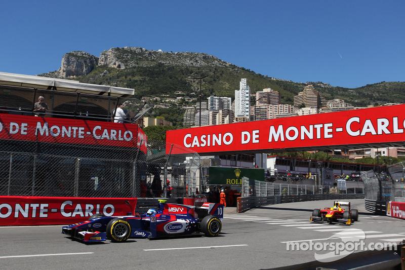 Jolyon Palmer endures frustrating Monaco weekend