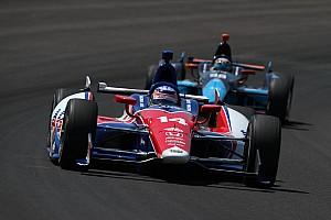 IndyCar Race report AJ Foyt Racing's Sato overcomes adversities in Indy 500