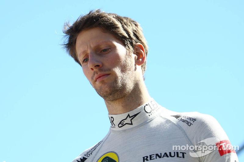 Valsecchi 'not yet' in line for Grosjean's seat