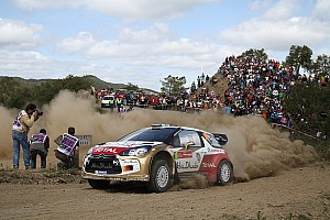 WRC Preview Acropolis sets brutal examination as Al Qassimi aims to gain WRC momentum