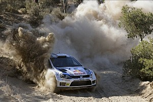 WRC Leg report Latvala takes 64sec lead into Acropolis finale