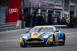 Blancpain Endurance Qualifying report Aston Martin Racing take BES pole at Silverstone