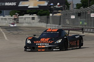 Grand-Am Race report Pole-to-checkered-flag victory by Angelelli, Taylor at Detroit's Belle Isle