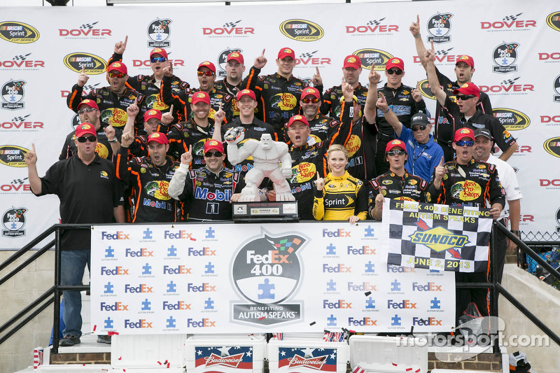 Stewart does the Monster Mash at Dover