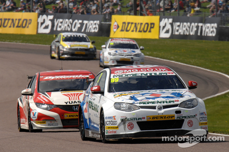 MG aim for fight back at Oulton Park