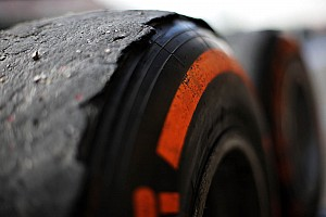 Formula 1 Breaking news No more tyre tweaks in 2013 - Hembery