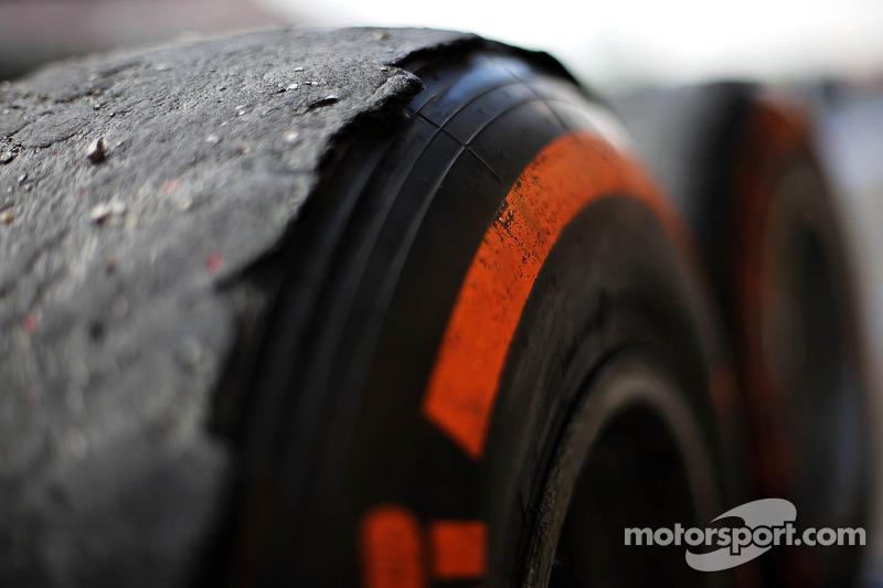 No more tyre tweaks in 2013 - Hembery