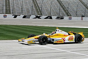 IndyCar Race report Andretti Autosport all drivers are top-ten at Texas Motor Speedway