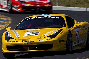 Ferrari Race report Ferrari Challenge puts on a show to the delight of Formula One fans