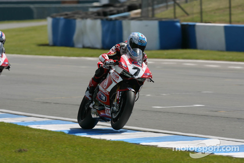 Carlos Checa claims 6th in race 2 at Portimao