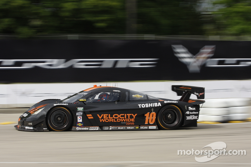 DP championship race wide open heading into Mid-Ohio
