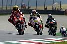 Pirro back in the Ignite Pramac Racing Team garage at Circuit de Catalunya