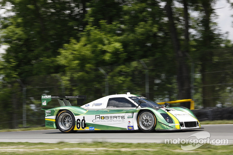 Quick start to home race for Michael Shank Racing