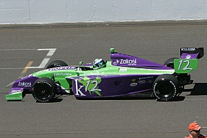 Indy Lights Race report Despite leading the most laps, Veach finished third at Milwaukee Mile
