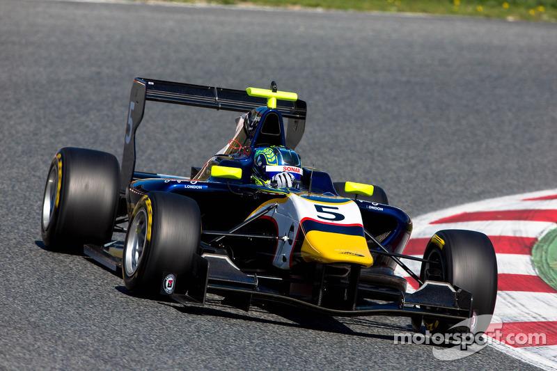 Visoiu victorious in Valencia Race 2