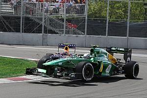 Formula 1 Breaking news Caterham reserves judgement on 2013 drivers