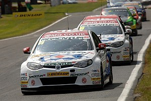 BTCC Preview MG aim to keep up the Momentum at Croft