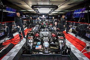 Le Mans Qualifying report Level 5 prepares for Le Mans: fueling the team