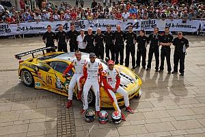 Le Mans Preview Proud Al Qubaisi reaches new milestone at Le Mans