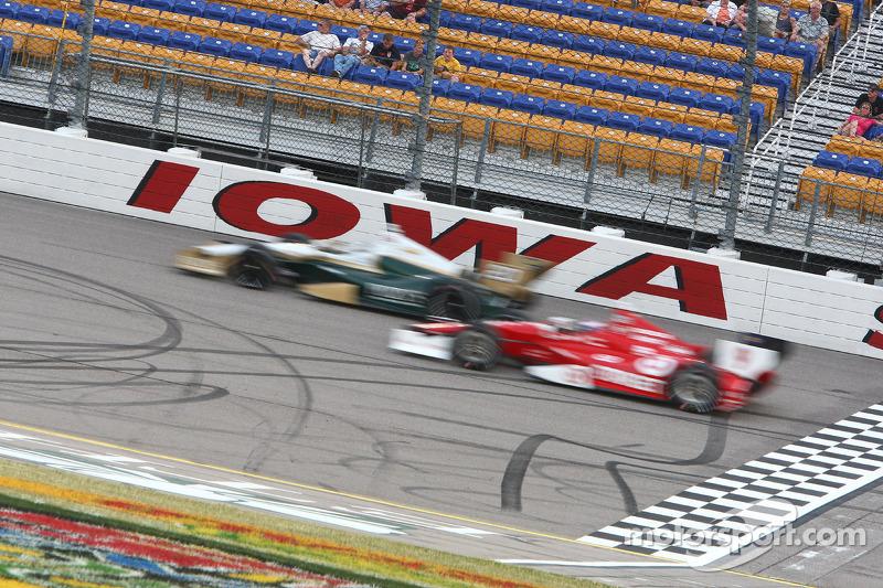 Carpenter to start 6th in Iowa Corn Indy 250